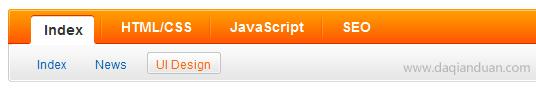 《经典滑动门-且看js和jQuery两版本哪个更胜》