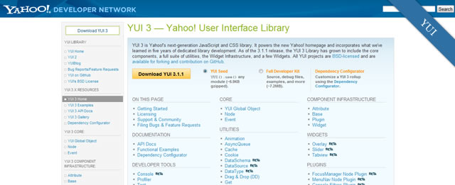 《15 个 JavaScript Web UI 库》